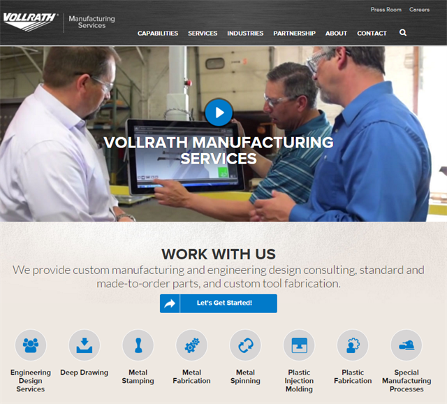 B2B Website Design Tips