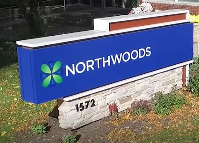 Northwoods Sign